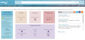 uniprot_home
