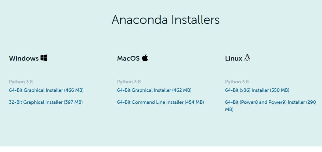 anaconda_download